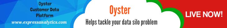 customer data platform cdp oyster